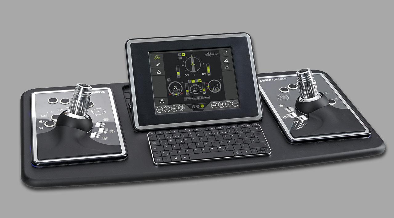Technische Displays & Bedienelemente