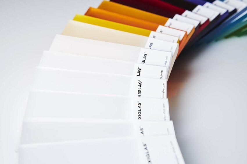 PLEXIGLAS® Farbvielfalt
